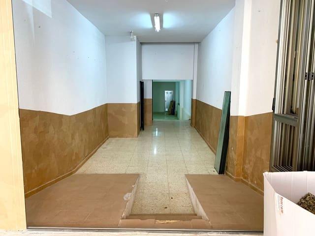 Comercial para arrendar em Beniarda - 350 € (Ref: 3968107)