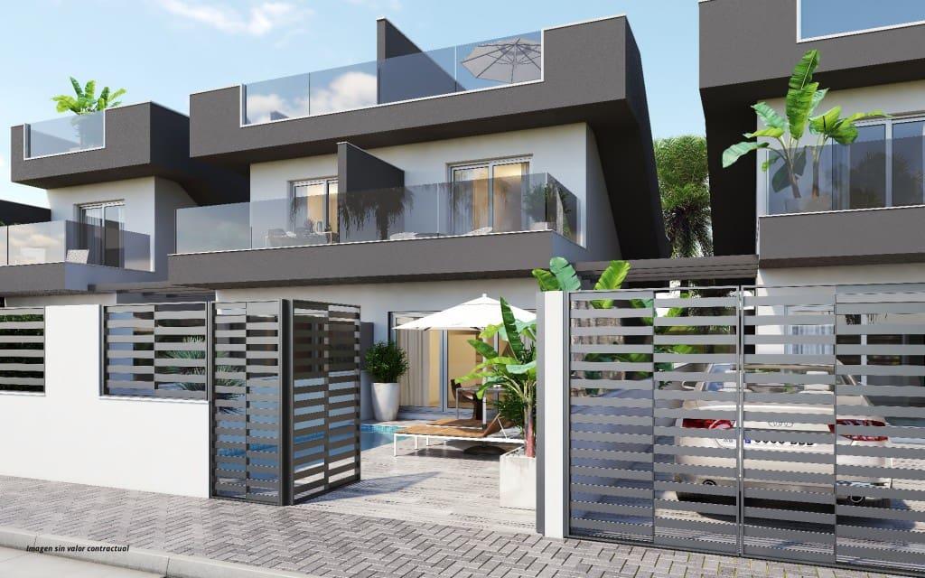Pareado de 3 habitaciones en Pilar de la Horadada en venta - 260.000 € (Ref: 4303200)
