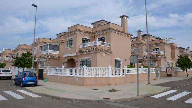 3 quarto Moradia para venda em Torre de la Horadada com piscina - 275 000 € (Ref: 5712429)