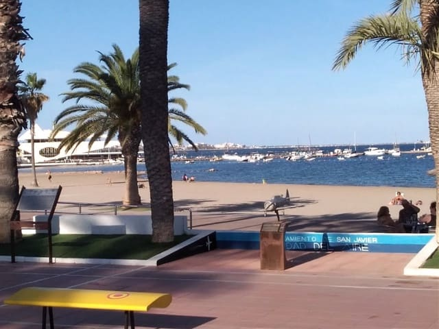 3 slaapkamer Flat te huur in La Ribera met garage - € 440 (Ref: 5840641)