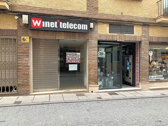 2 soveværelse Virksomhed til leje i Antequera - € 500 (Ref: 5587020)