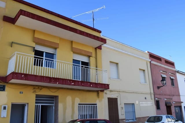 6 sovrum Villa till salu i Guardamar de la Safor - 95 000 € (Ref: 4491950)