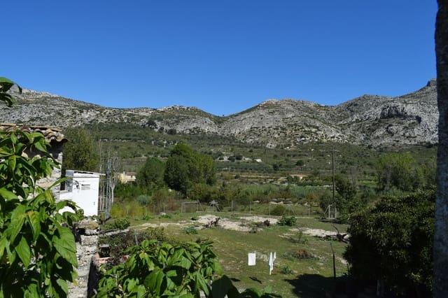 5 soverom Villa til salgs i Vall de Ebo - € 105 000 (Ref: 4810842)