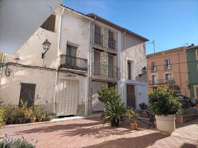 3 chambre Villa/Maison à vendre à Vall de Ebo - 48 000 € (Ref: 5854929)