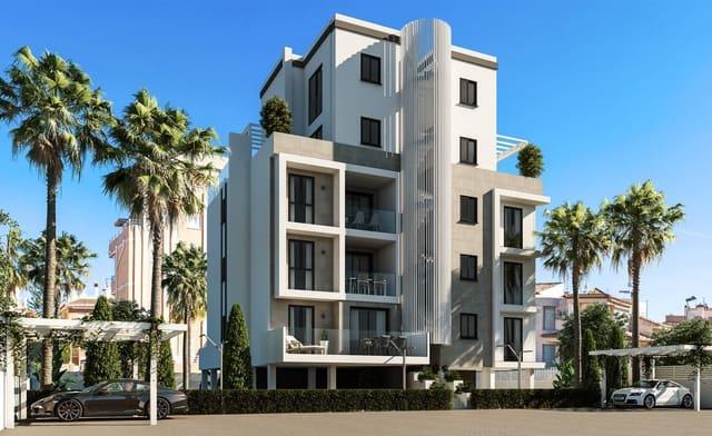 2 Zimmer Wohnung zu verkaufen in Oliva mit Pool - 175.000 € (Ref: 5951125)