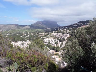 Undeveloped Land for sale in La Sella - € 110,000 (Ref: 4588765)