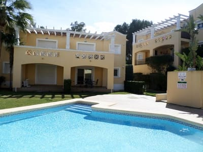 2 bedroom Apartment for sale in La Sella with pool - € 110,000 (Ref: 4635369)