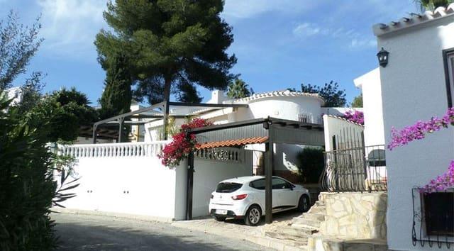 2 sovrum Bungalow till salu i La Sella med pool garage - 189 950 € (Ref: 5013997)