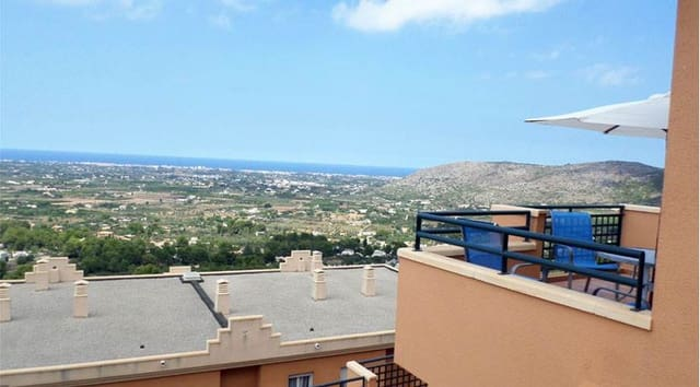 2 bedroom Apartment for sale in Pedreguer with pool garage - € 120,000 (Ref: 5098159)