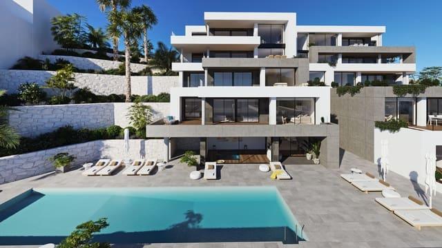 3 makuuhuone Huoneisto myytävänä paikassa Pedreguer - 395 000 € (Ref: 5926644)