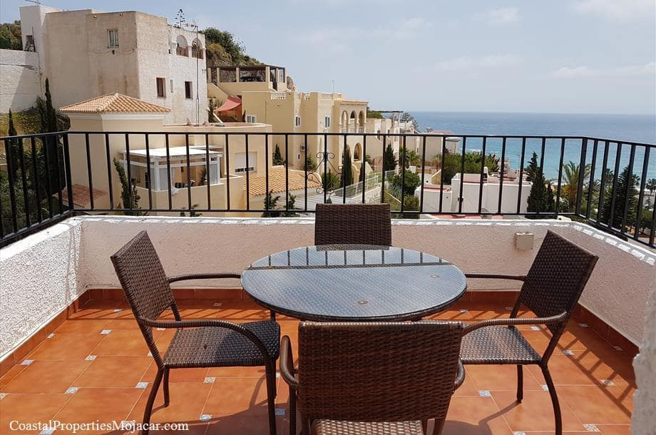 4 slaapkamer Villa voor vakantieverhuur in Mojacar - € 900 (Ref: 5244508)