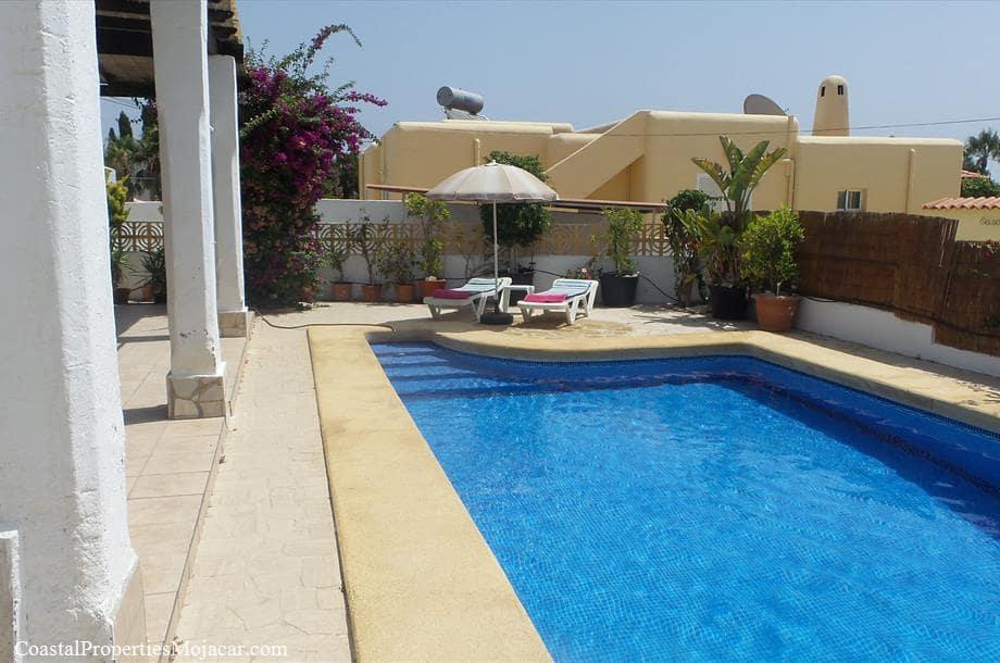 3 slaapkamer Villa voor vakantieverhuur in Mojacar - € 710 (Ref: 5244518)