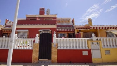 3 bedroom Terraced Villa for sale in Paraje Natural with pool - € 109,950 (Ref: 5365403)