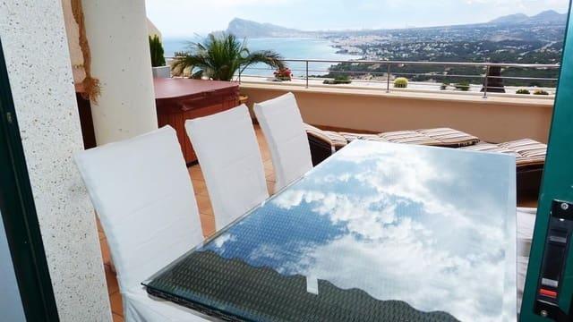 2 sypialnia Apartament na kwatery wakacyjne w Altea z basenem garażem - 1 000 € (Ref: 4050608)
