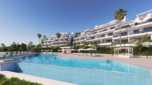 2 bedroom Penthouse for sale in Cancelada with pool garage - € 380,000 (Ref: 4270300)