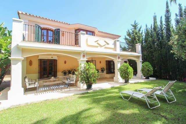 Casa de 4 habitaciones en Guadalmina en venta con piscina garaje - 930.000 € (Ref: 4781223)