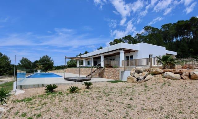 4 soverom Villa til salgs i Sant Rafael de Sa Creu med svømmebasseng garasje - € 6 300 000 (Ref: 4001648)