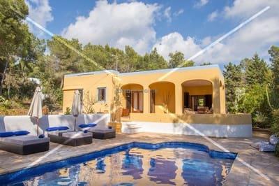 5 Zimmer Haus zu verkaufen in Es Cubells mit Pool - 1.270.000 € (Ref: 4824724)