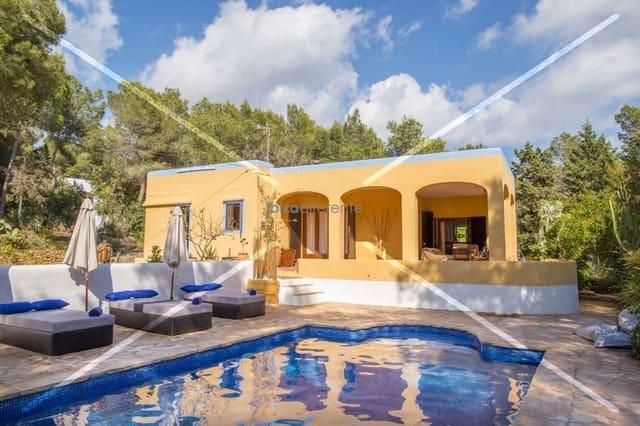 5 chambre Maison de Ville à vendre à Es Cubells avec piscine - 1 270 000 € (Ref: 4824724)