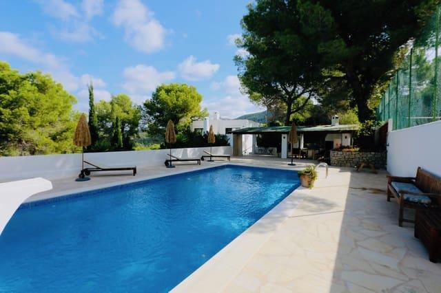 6 sypialnia Willa do wynajęcia w Cala Vadella z basenem garażem - 4 600 € (Ref: 5766686)