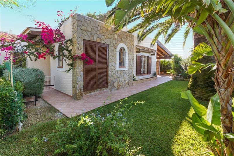3 sovrum Semi-fristående Villa att hyra i Calvia med pool garage - 2 100 € (Ref: 5340673)