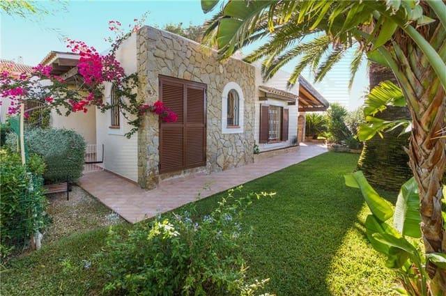 3 slaapkamer Halfvrijstaande villa te huur in Calvia met zwembad garage - € 2.100 (Ref: 5340673)