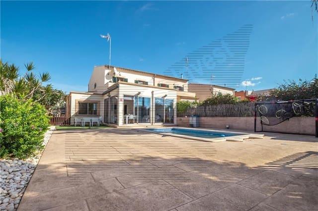 Pareado de 4 habitaciones en Porreres en venta con piscina garaje - 490.000 € (Ref: 5684527)