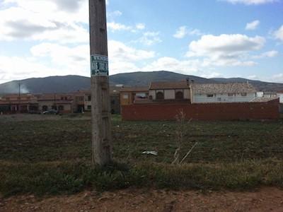 Bauplatz zu verkaufen in Piedrabuena - 48.000 € (Ref: 3850215)