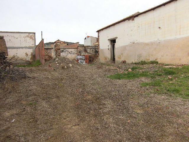 Byggegrund til salg i Alcolea de Calatrava - € 120.000 (Ref: 3850229)