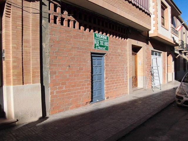 Gewerbe zu verkaufen in Calzada de Calatrava - 79.000 € (Ref: 3850262)