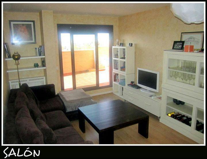 2 sovrum Takvåning till salu i Ciudad Real stad med garage - 155 000 € (Ref: 3850362)