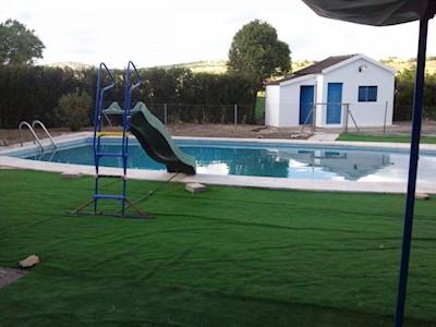 3 chambre Finca/Maison de Campagne à vendre à Alcolea de Calatrava avec garage - 112 000 € (Ref: 3850415)