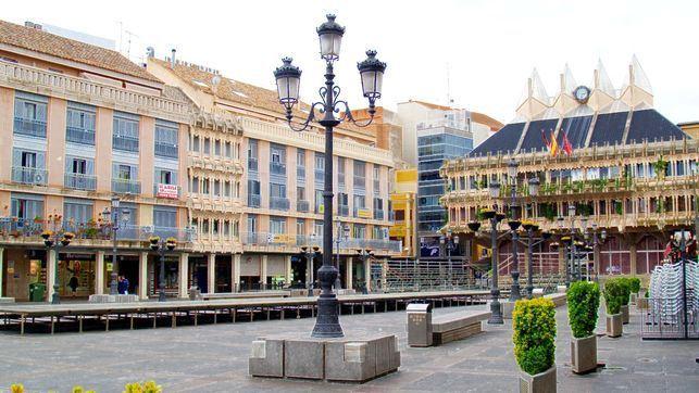 2 makuuhuone Toimisto vuokrattavana paikassa Ciudad Real kaupunki - 450 € (Ref: 3947576)