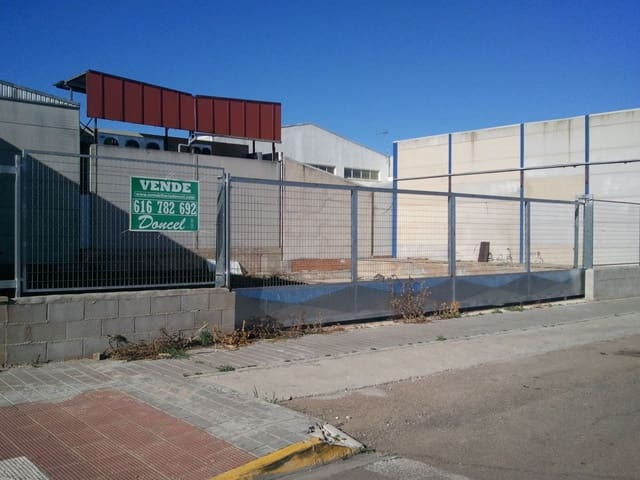 Byggetomt til salgs i Miguelturra - € 160 000 (Ref: 4506447)