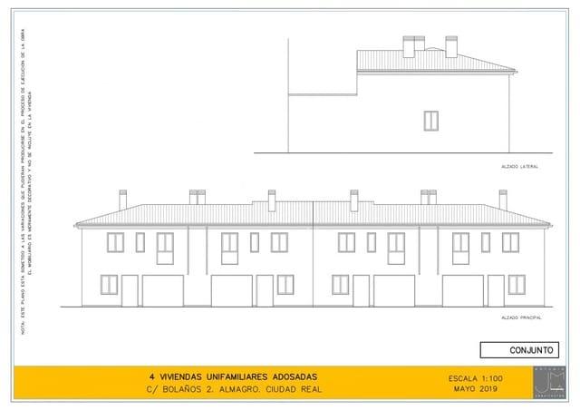 3 soverom Hus til salgs i Almagro med garasje - € 135 000 (Ref: 4624859)