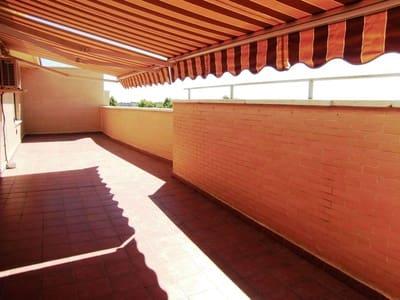 2 chambre Penthouse à vendre à Ciudad Real ville avec garage - 135 000 € (Ref: 4747846)