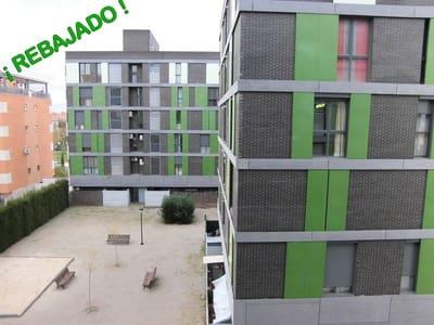 Piso de 3 habitaciones en Ciudad Real ciudad en venta con garaje - 100.000 € (Ref: 4960778)