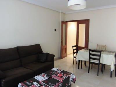 4 sovrum Lägenhet att hyra i Ciudad Real stad - 520 € (Ref: 5462970)