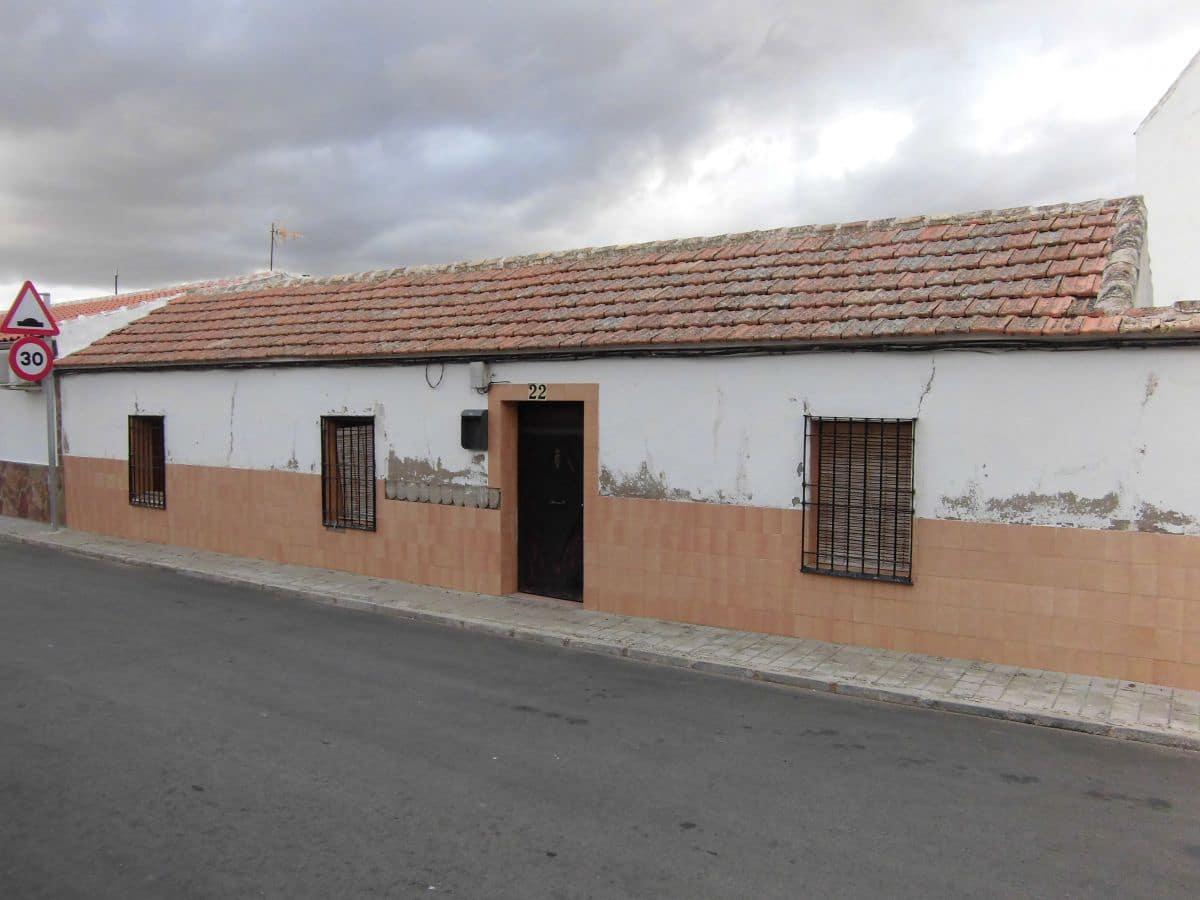 Tomt till salu i Ciudad Real stad - 40 000 € (Ref: 5717317)
