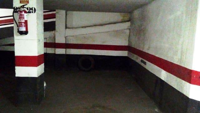 Garage for sale in Ciudad Real city - € 11,000 (Ref: 5717320)