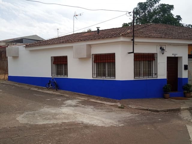 3 sovrum Hus till salu i Malagon - 55 000 € (Ref: 5786327)