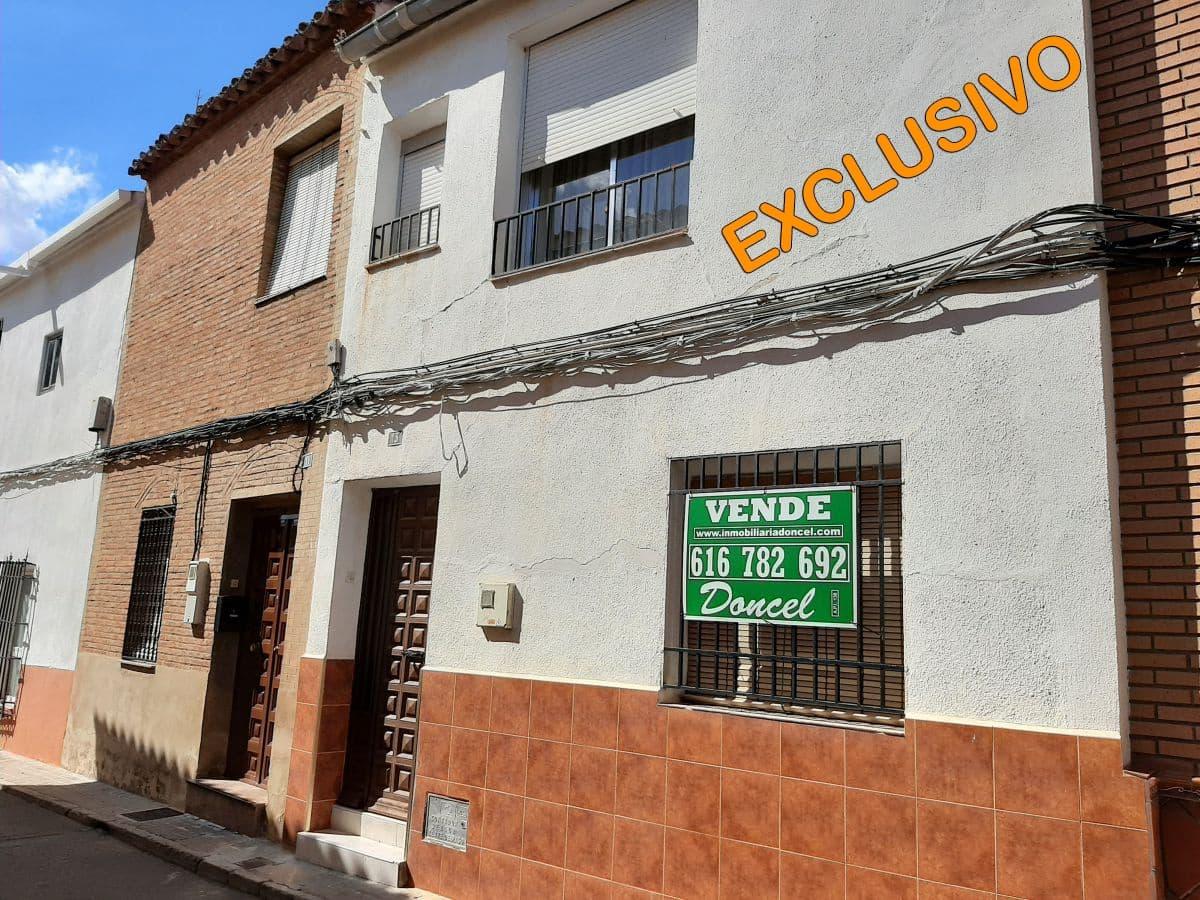 5 sypialnia Dom na sprzedaż w Piedrabuena - 50 000 € (Ref: 6326961)