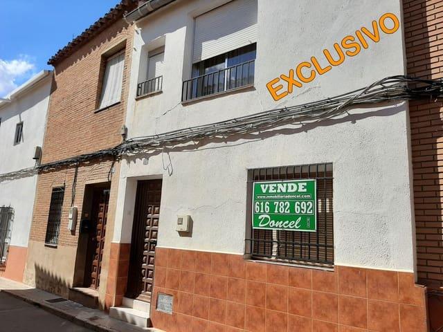 5 quarto Casa em Banda para venda em Piedrabuena - 50 000 € (Ref: 6326961)
