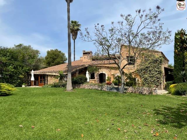 5 quarto Quinta/Casa Rural para venda em Llubi - 2 650 000 € (Ref: 6118587)