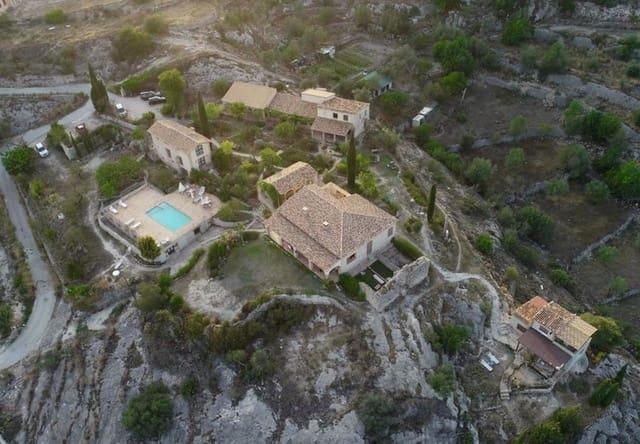 15 soverom Finca/Herregård til salgs i Vall de Laguart med svømmebasseng - € 990 000 (Ref: 4169577)