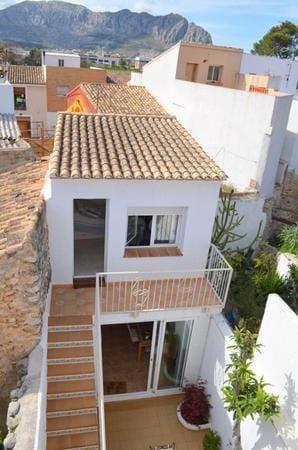 Casa de 4 habitaciones en Ondara en venta - 168.000 € (Ref: 4169935)