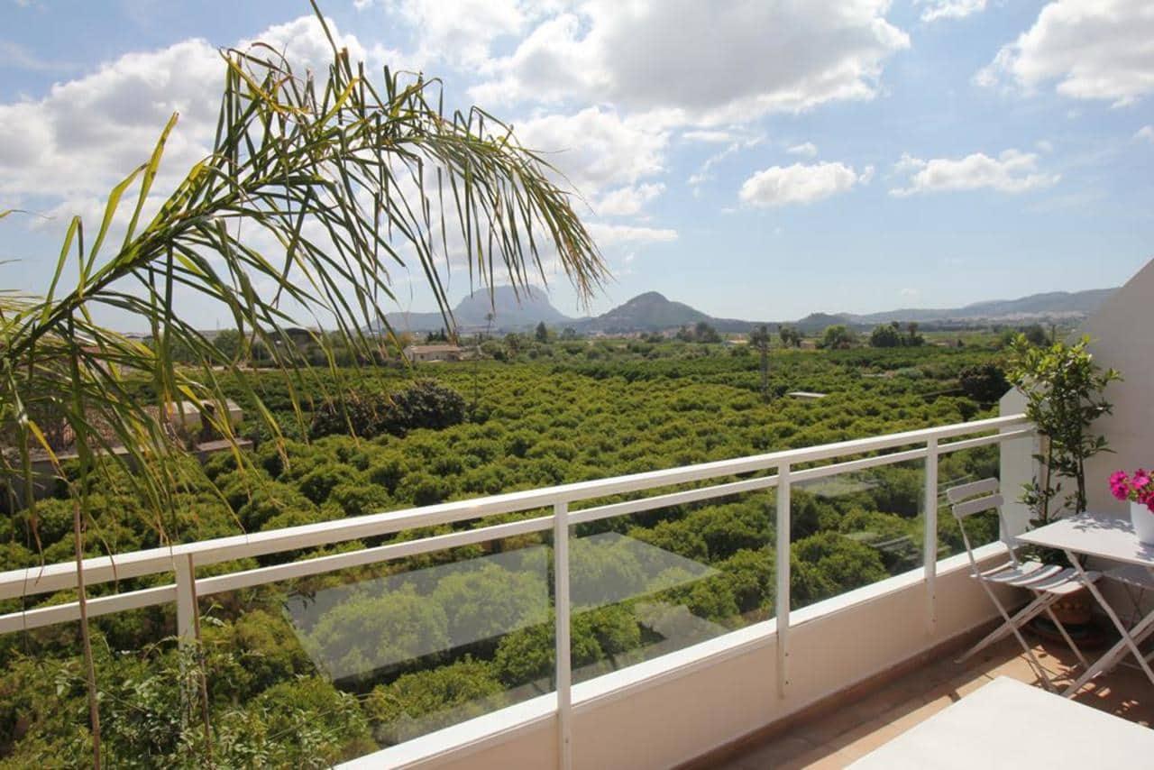 Ático de 3 habitaciones en Beniarbeig en venta - 160.000 € (Ref: 4586606)