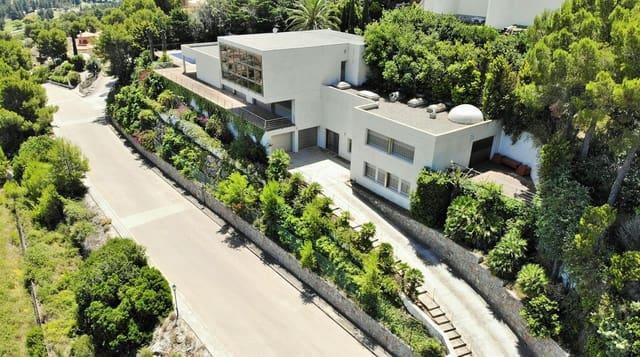 5 sovrum Villa till salu i La Sella med pool - 3 500 000 € (Ref: 5378652)