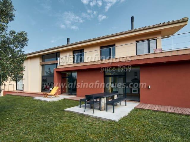 3 chambre Finca/Maison de Campagne à vendre à Macanet de la Selva avec garage - 690 000 € (Ref: 5238824)