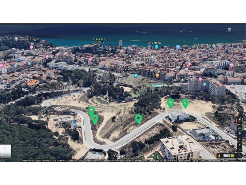Building Plot for sale in Lloret de Mar - € 255,000 (Ref: 5685434)